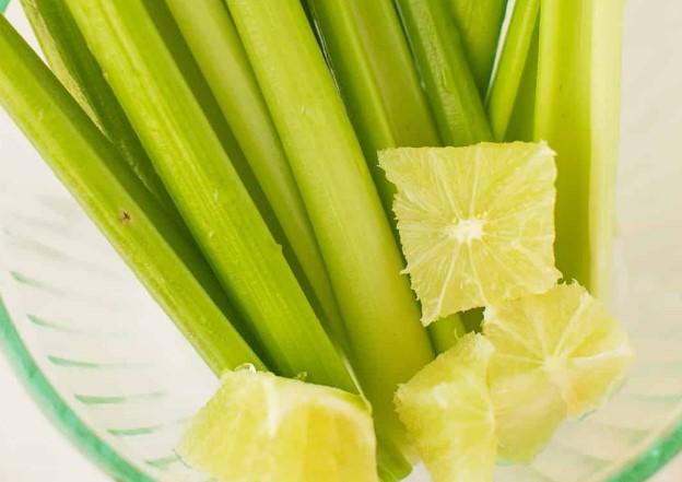 Celery Lime Juice Recipe ingredients
