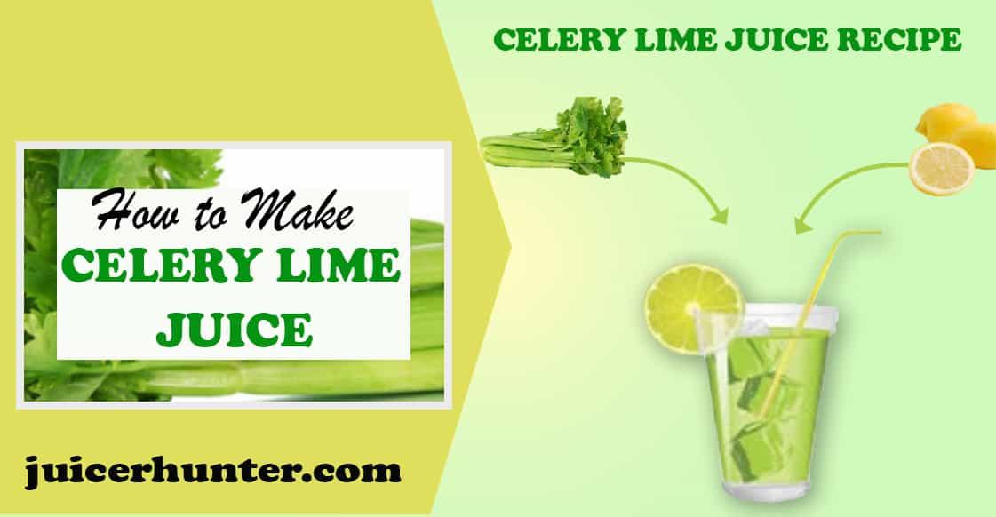celery-lime-juice recipe