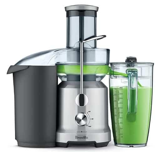 Breville-BJE430SIL juicer