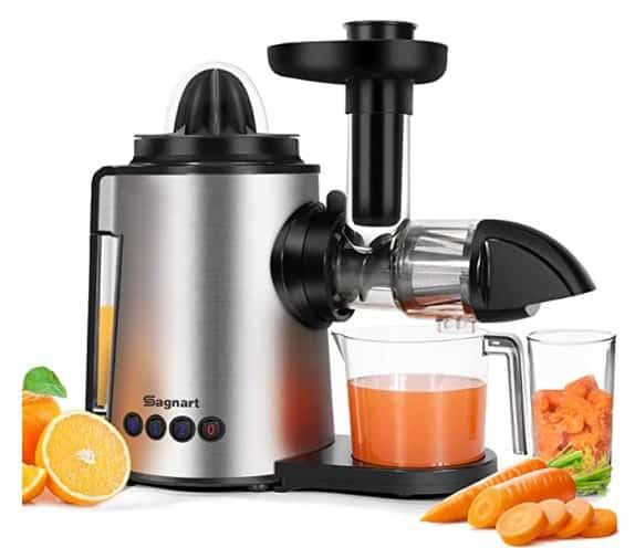 Citrus masticating best low priced juicer
