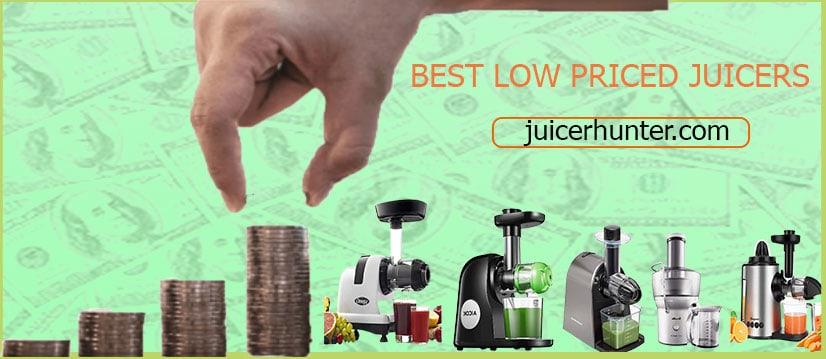 affordable juicers